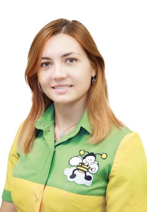 Оноприенко Оксана Юрьевна